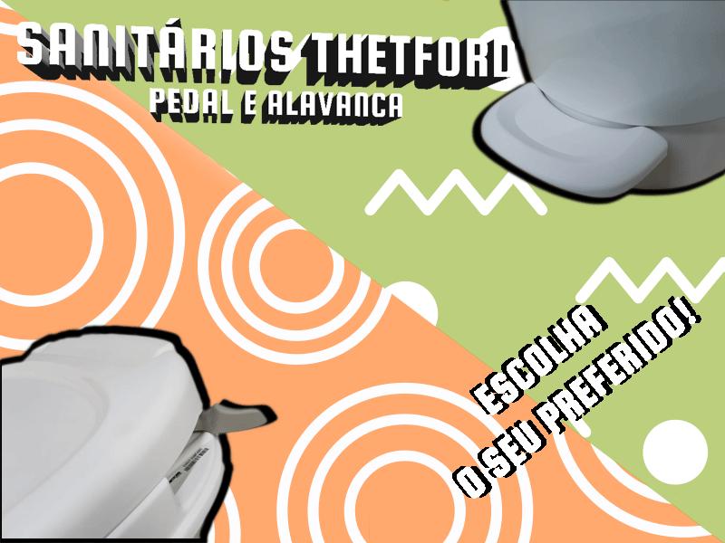 Sanitários Thetford
