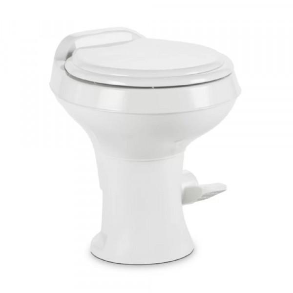 Sanitário Dometic 300 Plastico Descarga Pedal