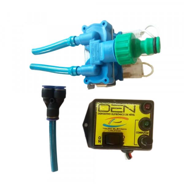 Sistema Controle de Entrada d'Água (Boia Elétrica)