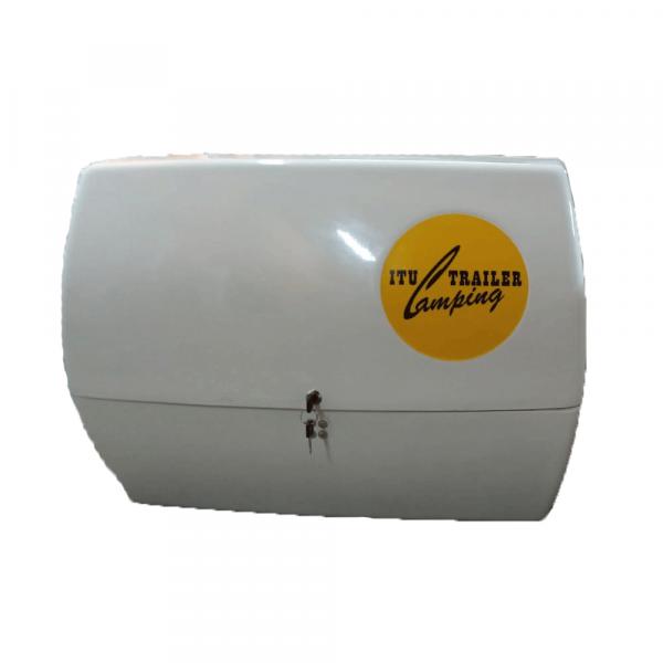 Caixa de Gás Original KG - Pequena Redonda