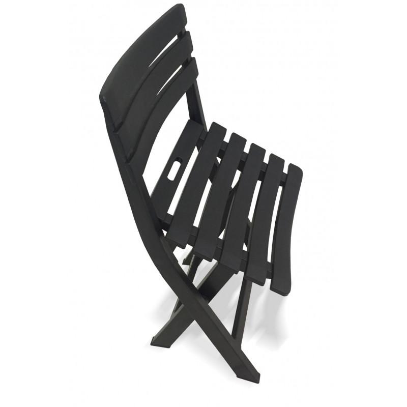 Cadeira Dobrável - Preta
