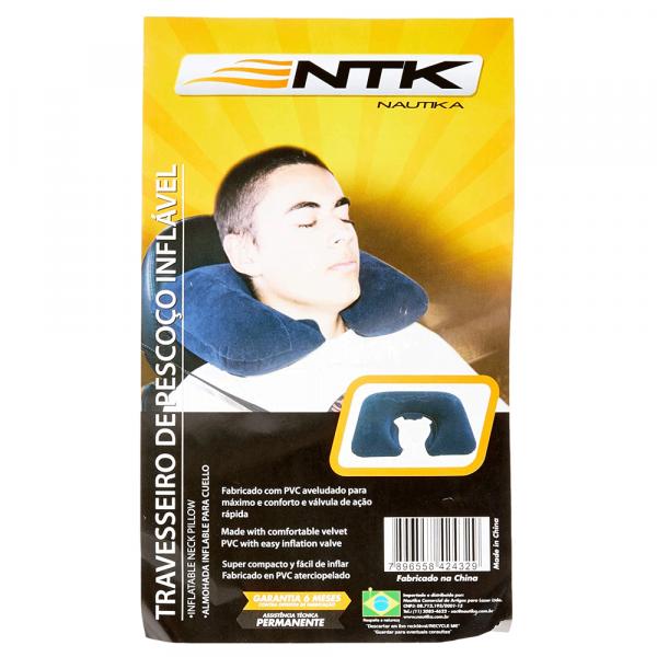 TRAVESSEIRO DE PESCOÇO NKT