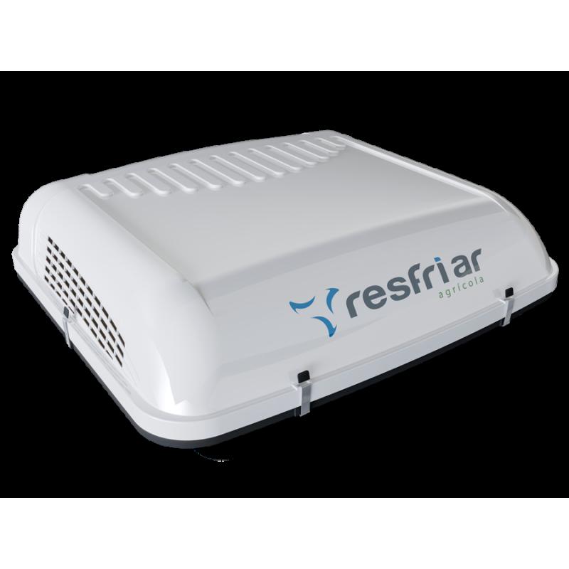 Climatizador Resfriar S5 R4 12v 127v com reservatorio interno e painel digital