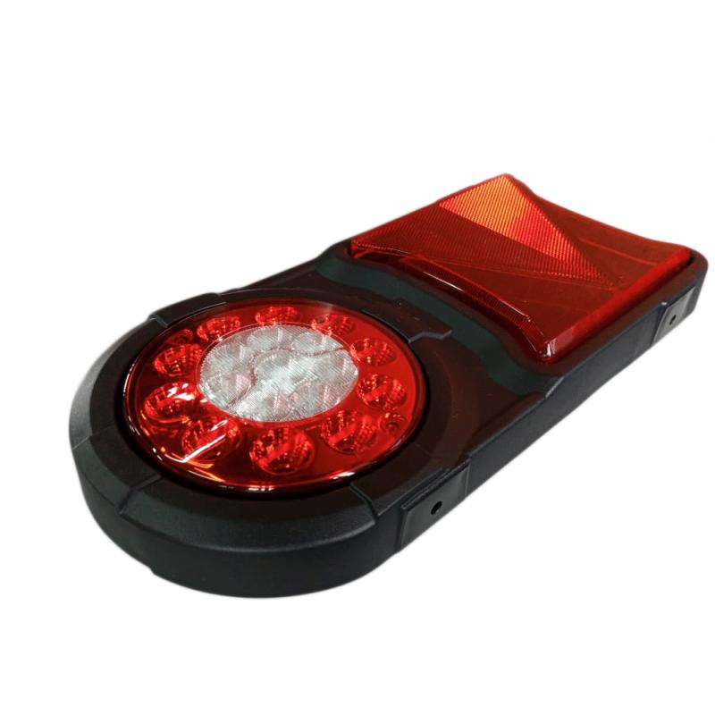 Lanterna Traseira One c/ Conj. de Fixação 12v [Lado Direito]