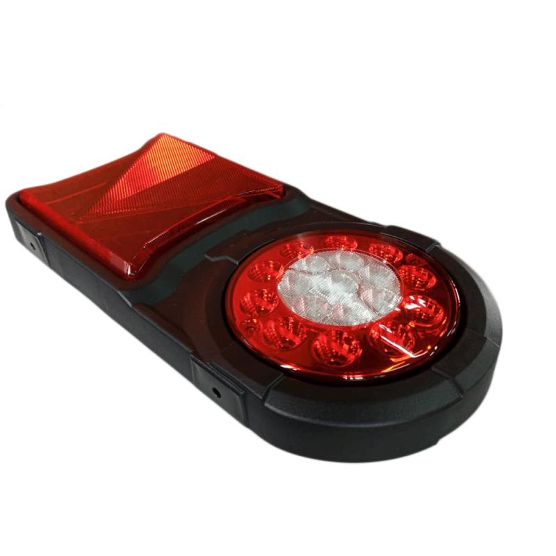 Lanterna Traseira One c/ Conj. de Fixação 12v [Lado Esquerdo]