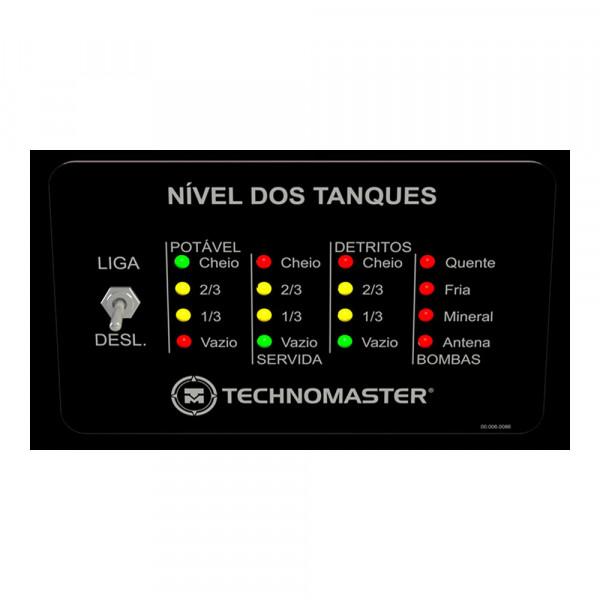 Painel para Nivel de Tanques Tecnomaster