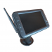 Sistema de monitoramento wireless - câmera traseira