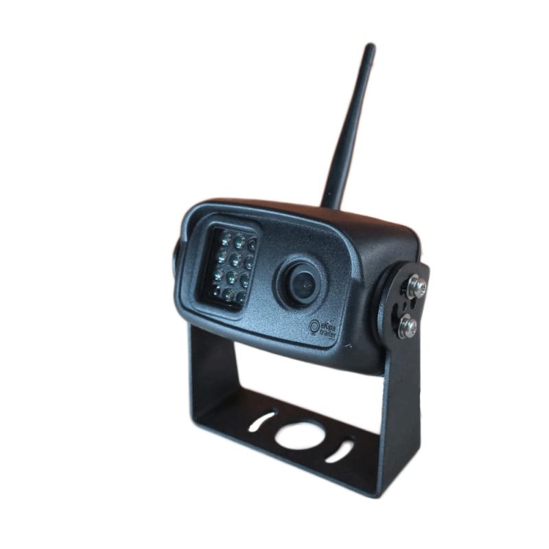 Sistema de monitoramento wireless - câmera interna auxiliar